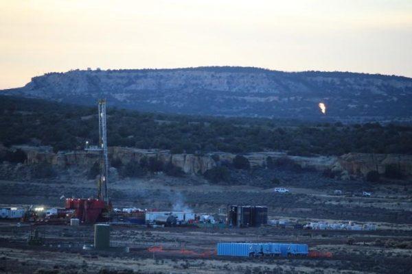 Oil Scene