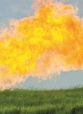 flare-fossil-fuel-methane